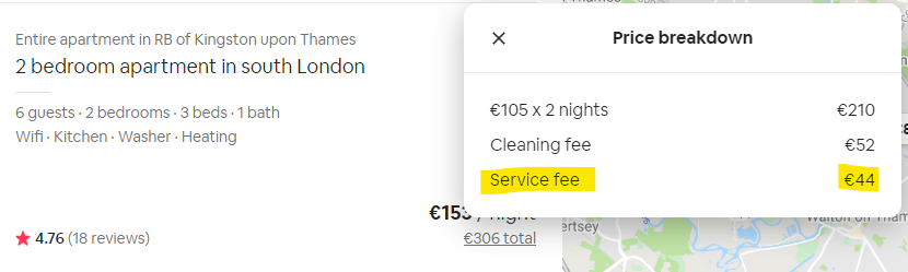 ᐅ Airbnb's New Fee Structure for Professional Hosts